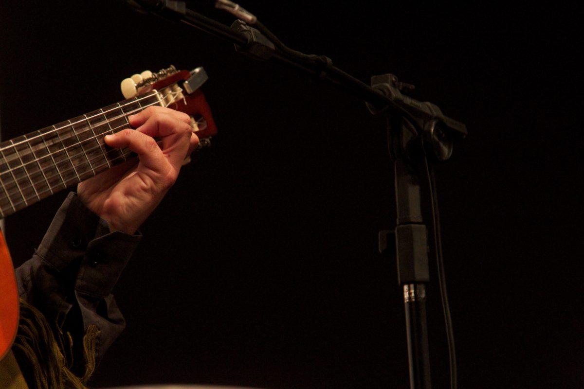 Demétrio Xavier canta Lo mejor de la vida | Foto:Igor Sperotto
