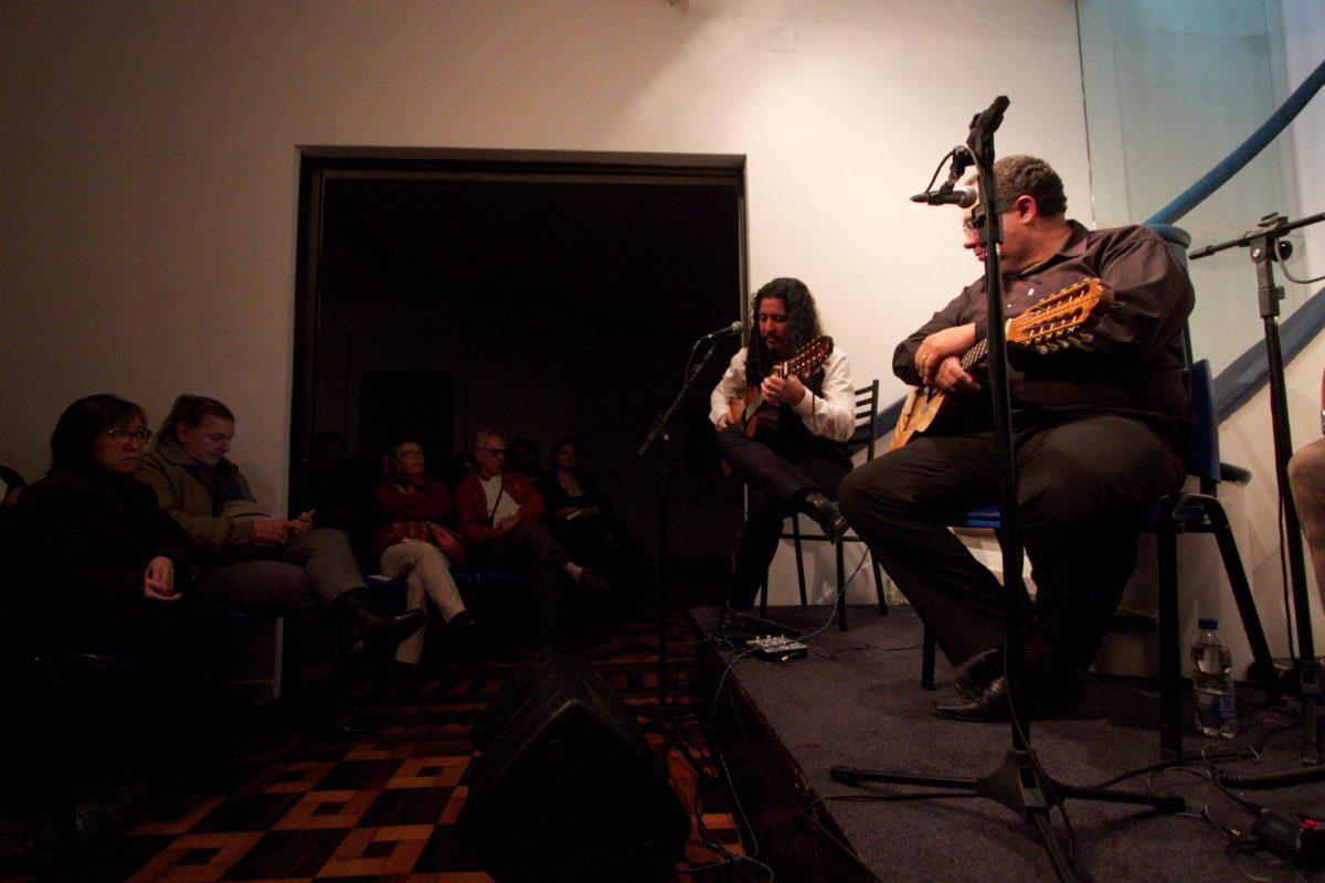 Lançamento do Projeto Violas ao Sul, espetáculo    Foto: Igor Sperotto