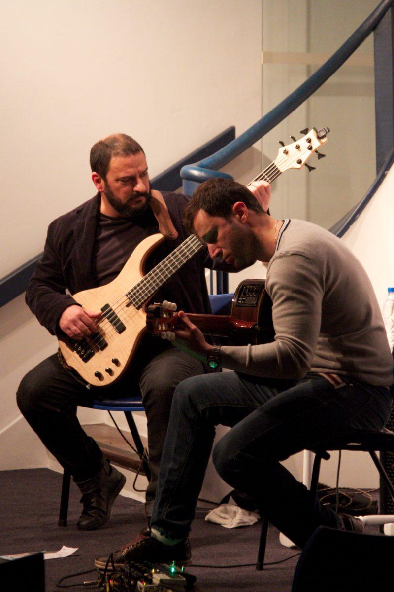 Nico Bueno & Antônio Flores | Foto: Igor Sperotto