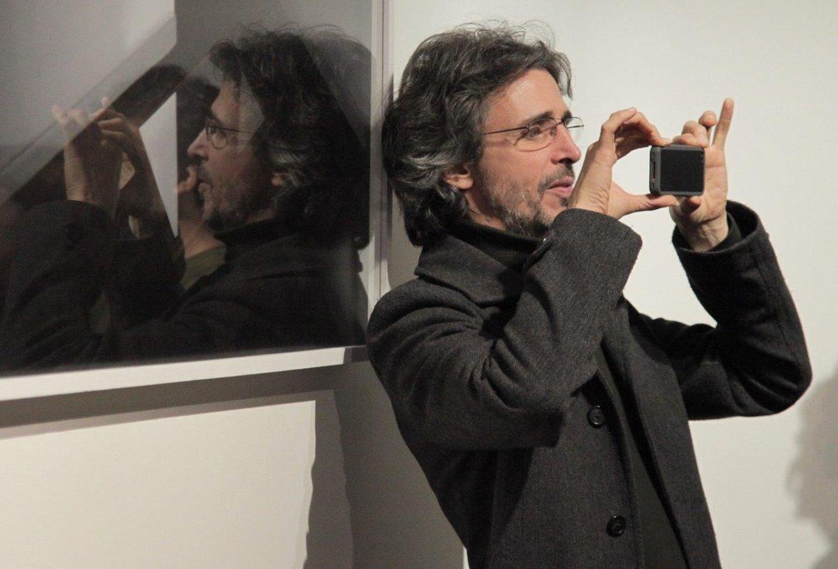 Medida do mundo   Foto: Igor Sperotto