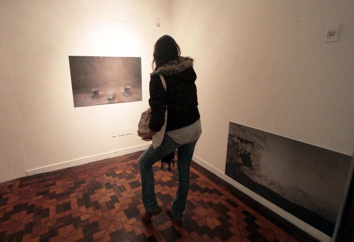Anotações de uma obra depois das cinco   Foto: Igor Sperotto