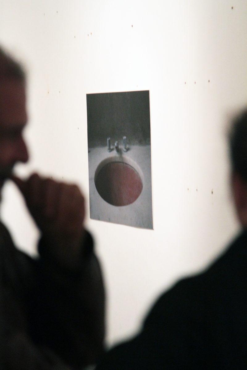 Anotações de uma obra depois das cinco | Foto: Igor Sperotto