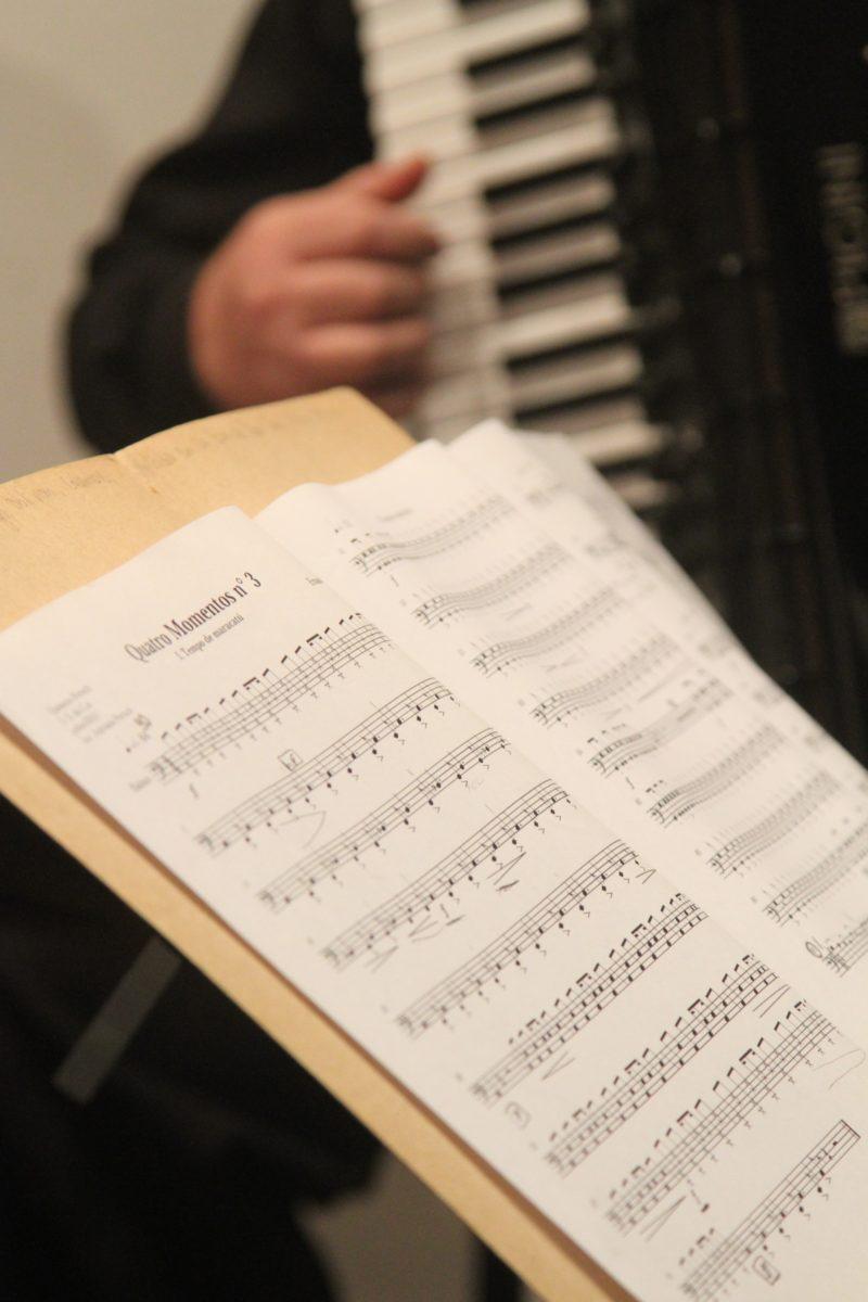 Quinteto Persch no concerto Brasileiríssimo | Foto: Igor Sperotto