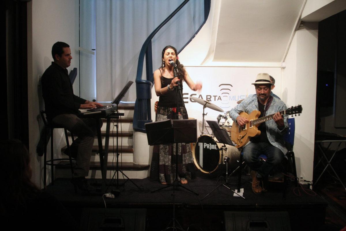 Quarteto Girando a Renda | Foto: Igor Sperotto