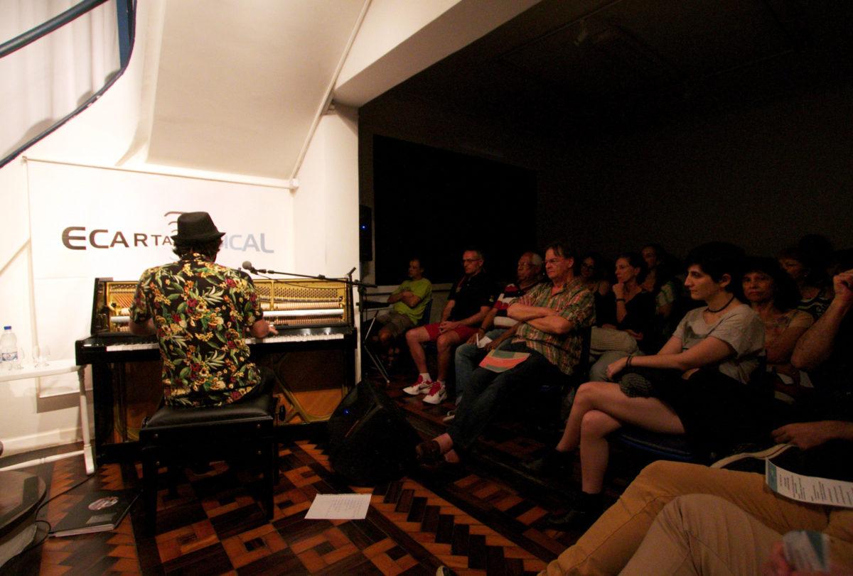Luciano Leães apresenta Piano Night | Foto: Igor Sperotto