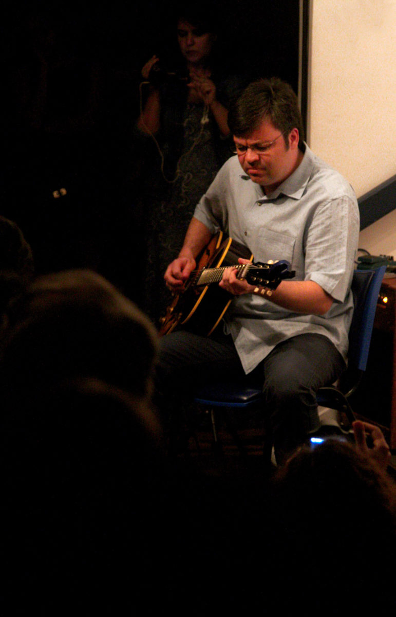 Luciano Leães apresenta Piano Night  