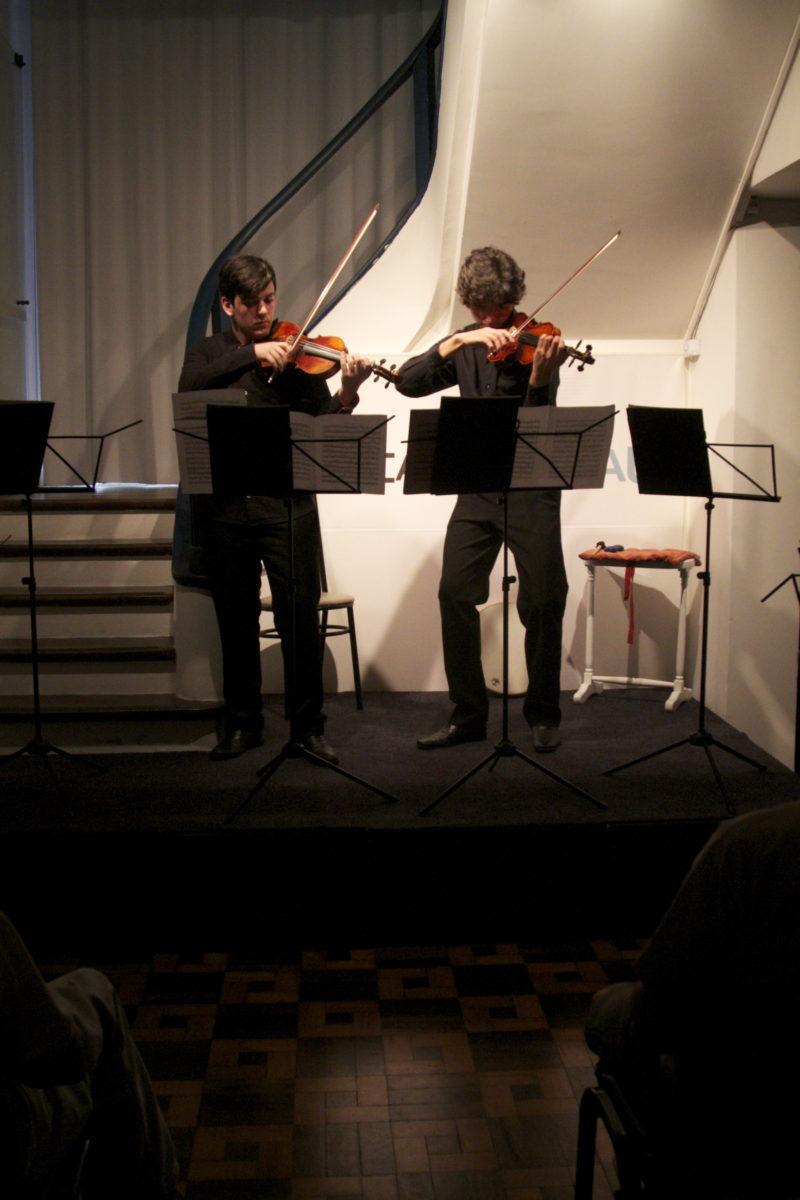 Conjunto de flautas doces In Nomine | Foto: Igor Sperotto