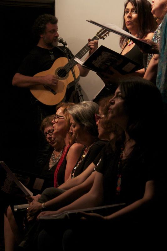 Grupo de Canto Sol de Si apresenta Nossa Cantoria | Foto:Igor Sperotto