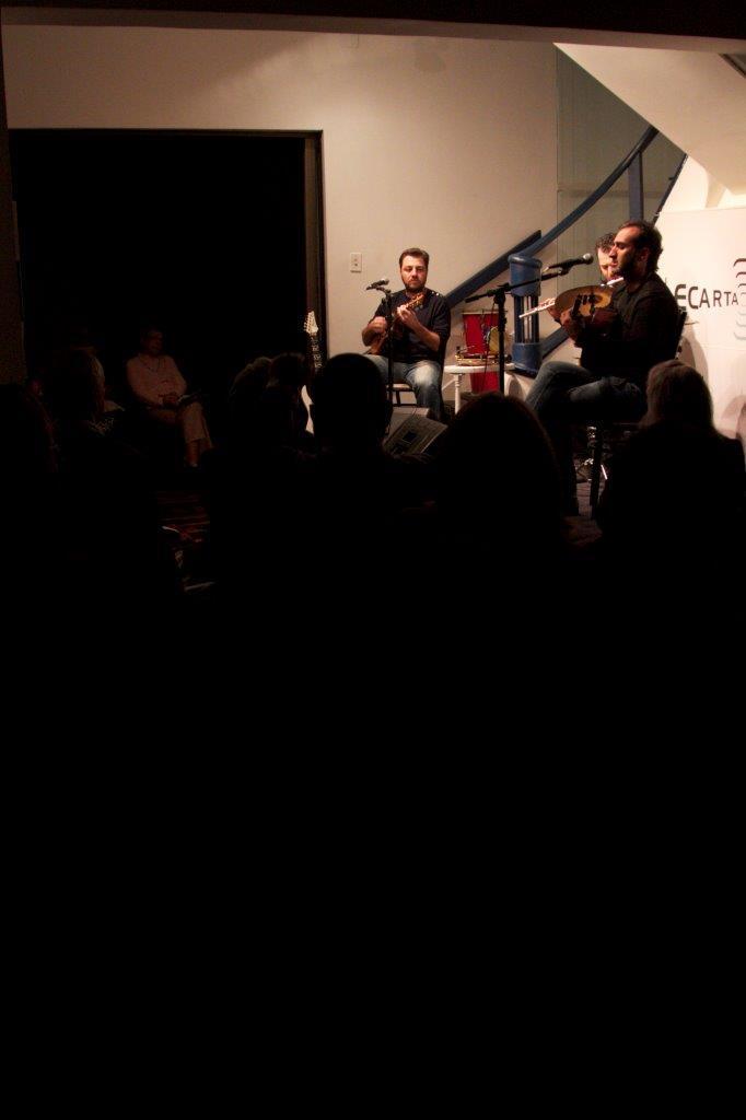 Trio Quintina apresenta ritmos brasileiros  | Fotos: Igor Sperotto