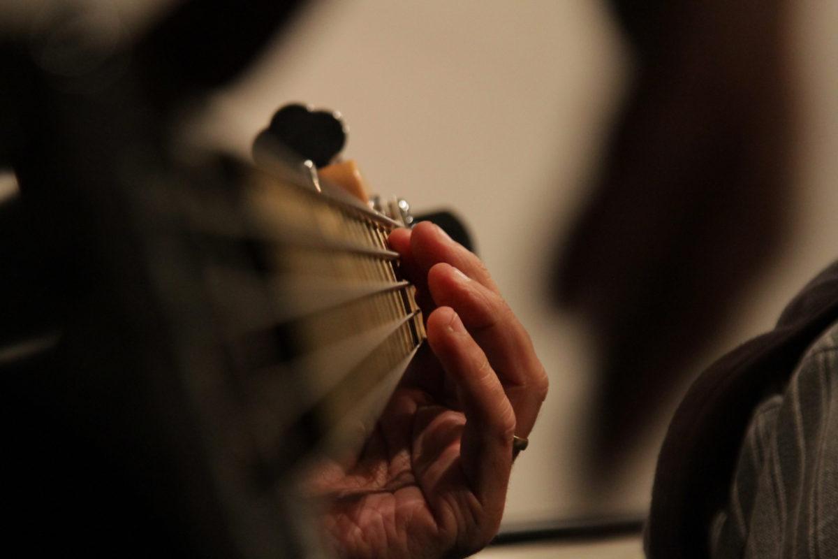 Instrumental Picumã | Foto: Igor Sperotto