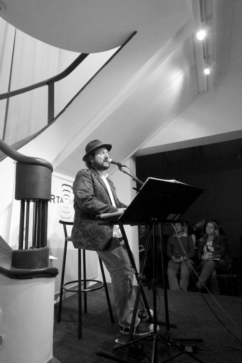 Show Arthur de Faria solo | Foto: Igor Sperotto