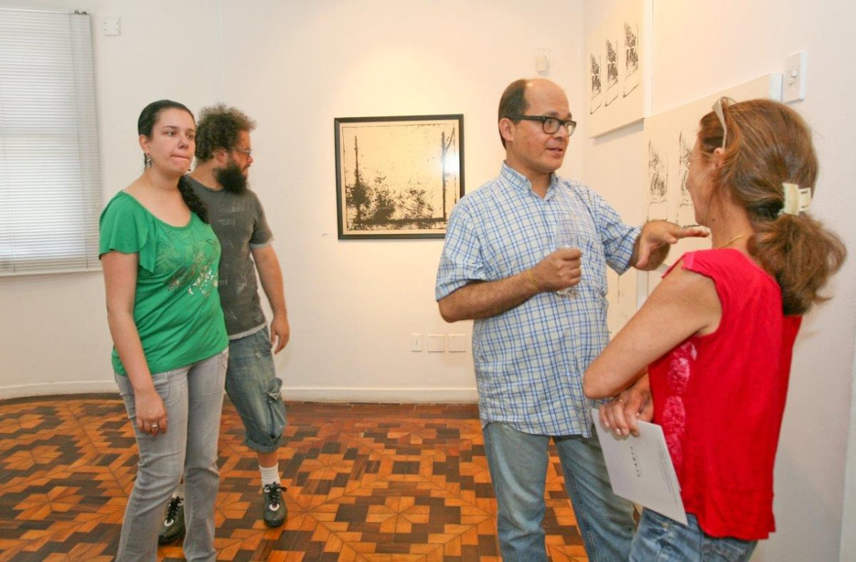 Nós da Gravura | Fotos: Rene Cabrales