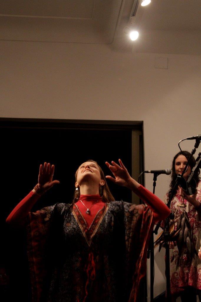 Maino Canto e Tambor | Fotos:Igor Sperotto