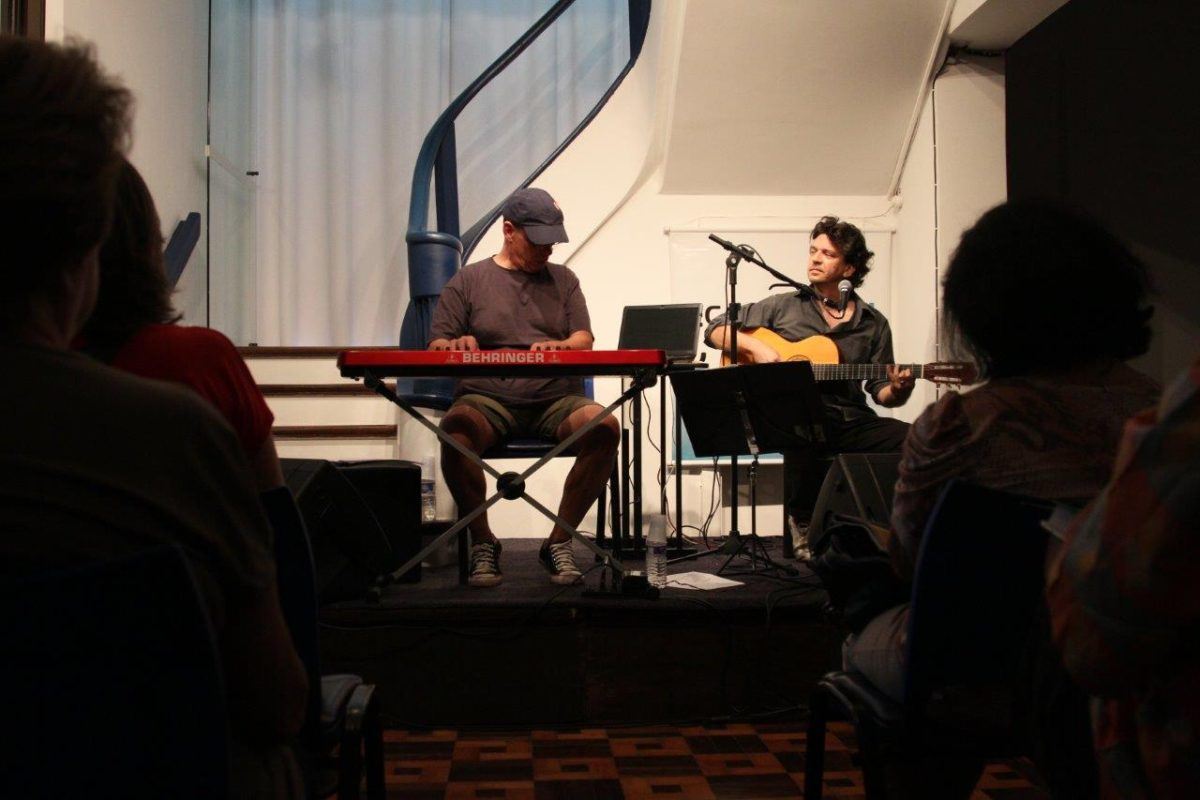 Carlos Badia apresenta Solos & Canções | Fotos:Igor Sperotto