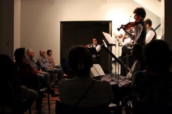 Grupo de Música Barroca Ipdae | Fotos:Igor Sperotto
