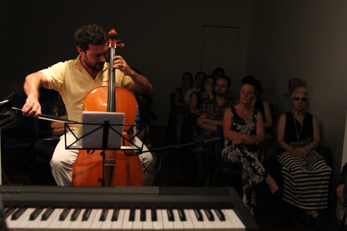 Sonora Visão, show do grupo Itororó   Fotos:Igor Sperotto