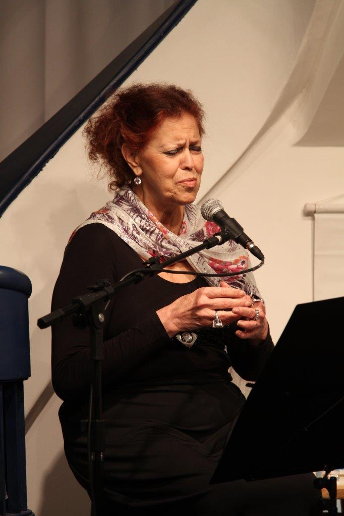 Rhosammaria canta autores e compositores gaúchos   Fotos:Igor Sperotto