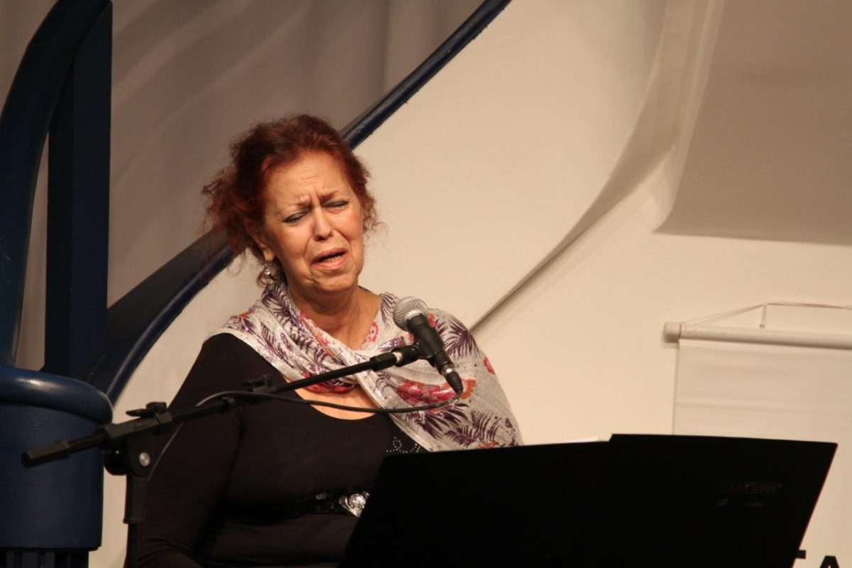 Rhosammaria canta autores e compositores gaúchos | Fotos:Igor Sperotto