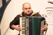 Chico Chagas apresenta jazz accordion | Foto:Igor Sperotto