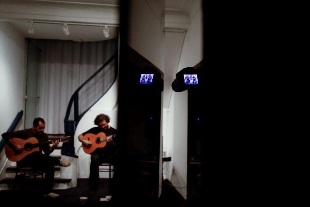 Encontro de violões | Fotos: Leonardo Savaris