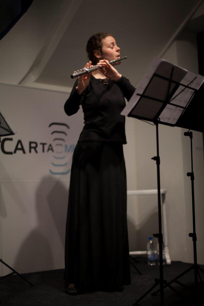 Conjunto de flautas transversais Arsis | Fotos: Leonardo Savaris