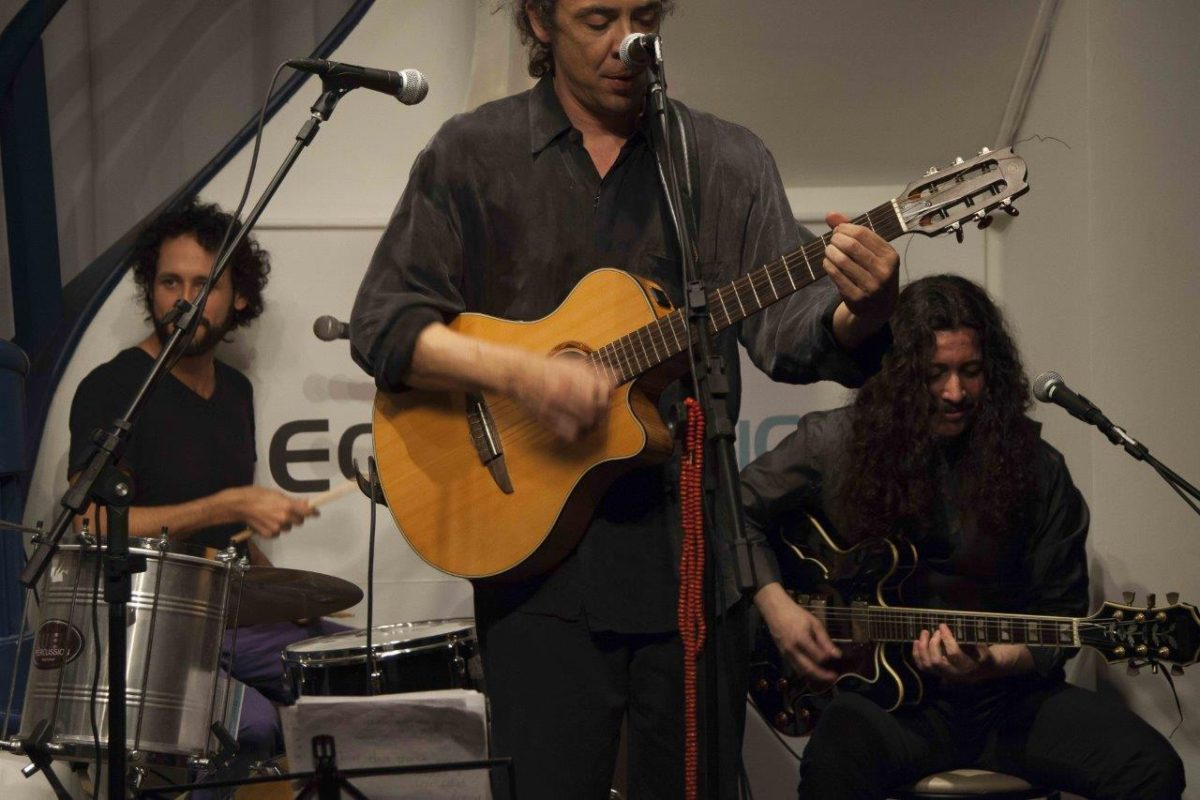 Richard Serraria apresenta Grandmaster Groove | Fotos: Leonardo Savaris