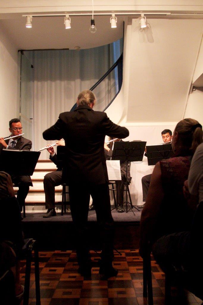 Orquestra de Flautas Transversas Ipdae | Fotos: Igor Sperotto