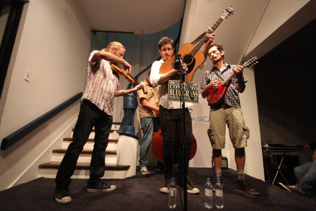 Conjunto Bluegrass Porto-Alegrense | Foto: Igor Sperotto