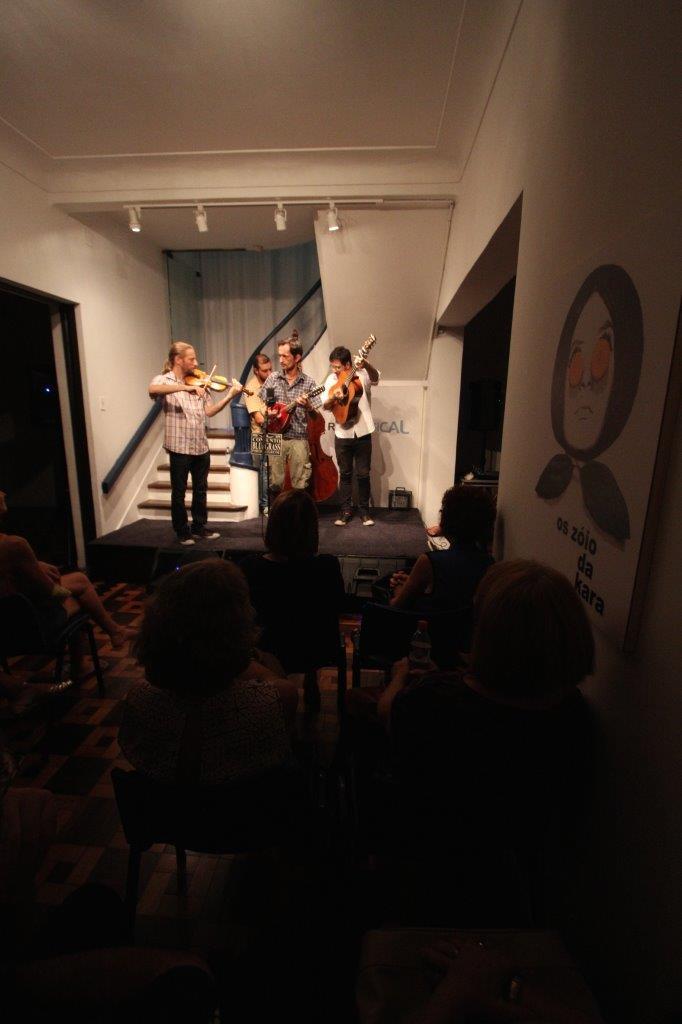 Conjunto Bluegrass Porto-Alegrense | Fotos: Igor Sperotto