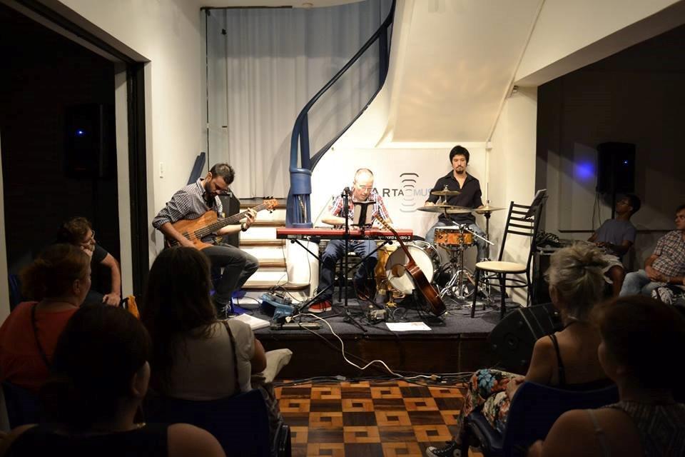 Uruguaio Dany Lopez lança seu CD Polk | Fotos: Rafaela Possamai