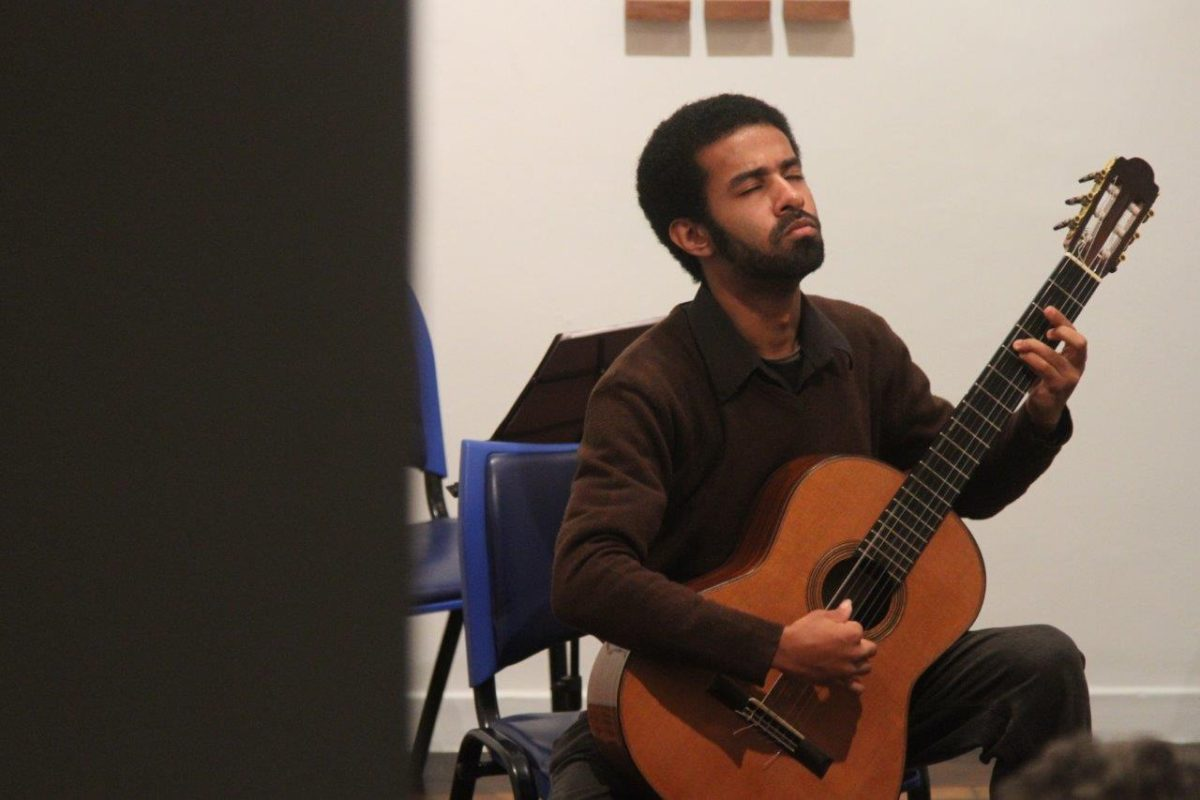 Concerto do Quatricelli   Foto:Igor Sperotto