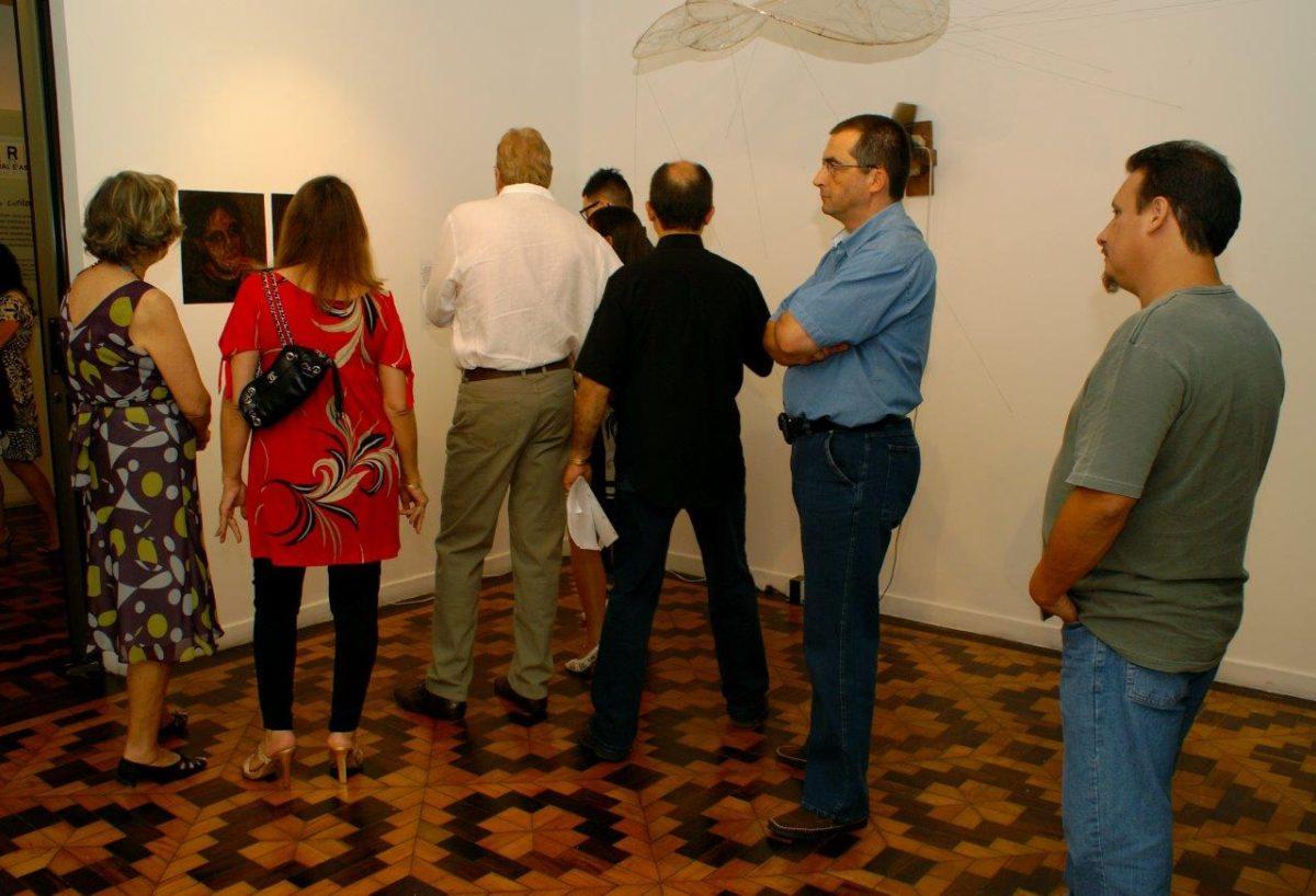 Artes Plásticas Contemporâneas: Verbetes | Fotos: Pamela Gonzalez