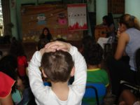Infancia   Foto: Valéria Ochôa