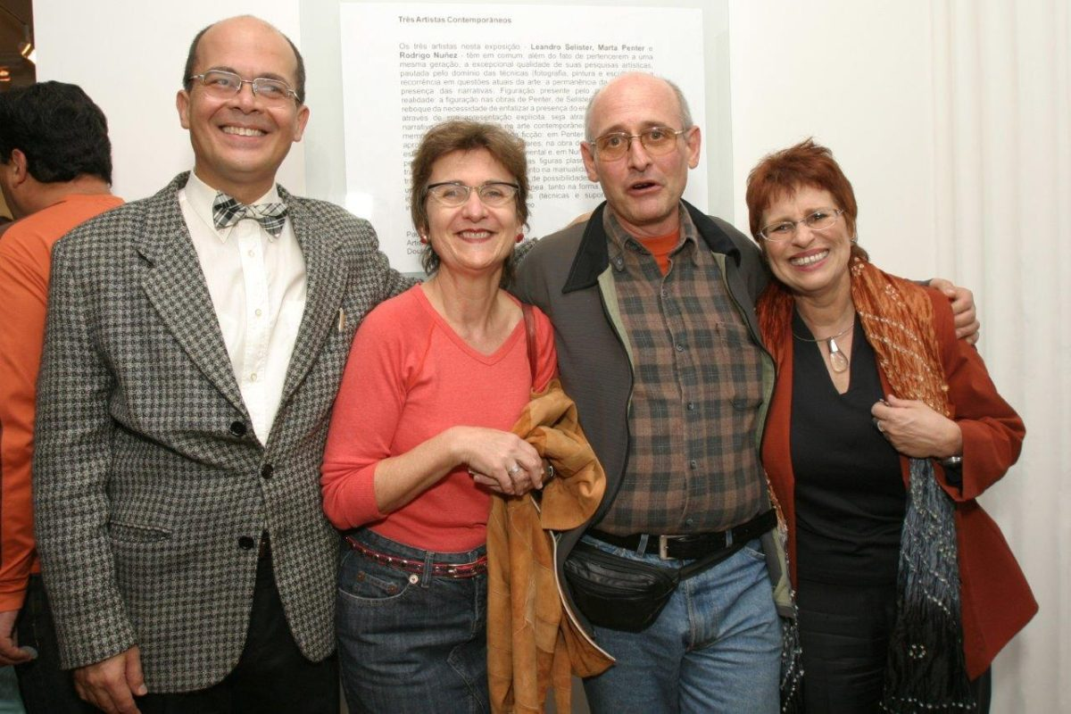 Três Artistas Contemporâneos | Fotos: Tania Meinerz