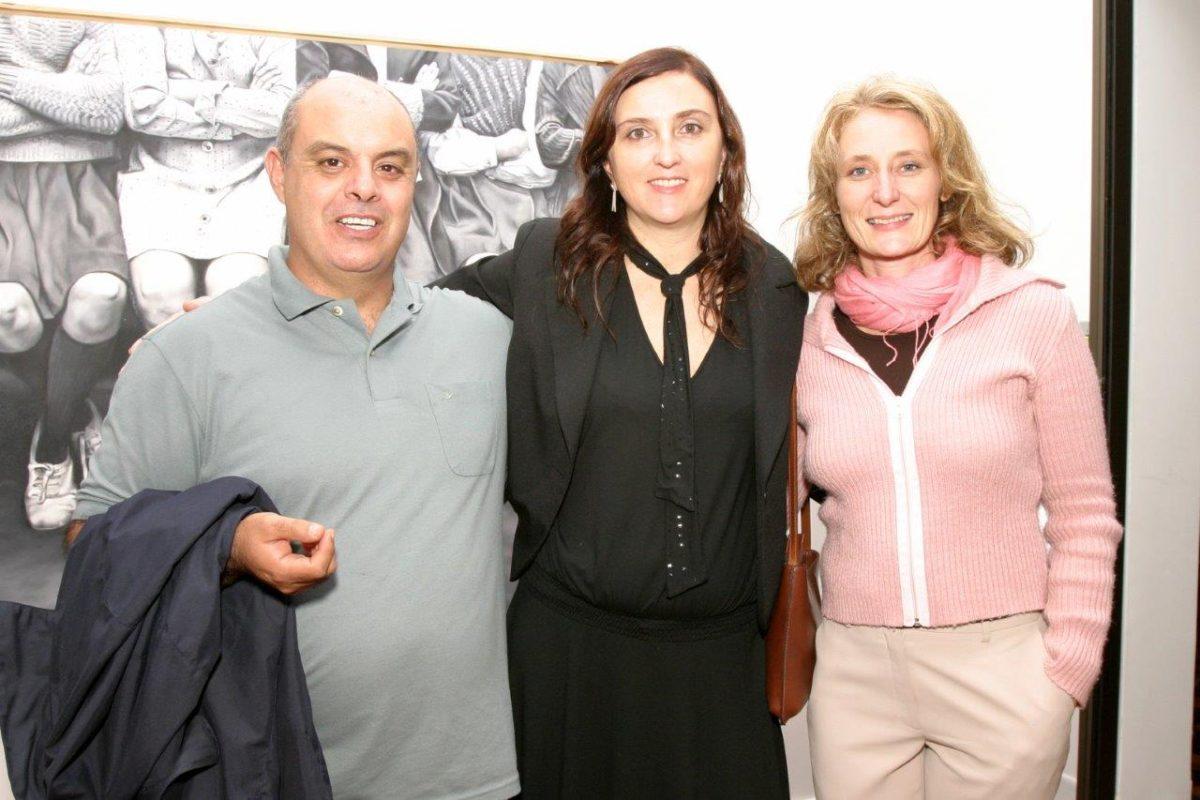 Três Artistas Contemporâneos   Fotos: Tania Meinerz