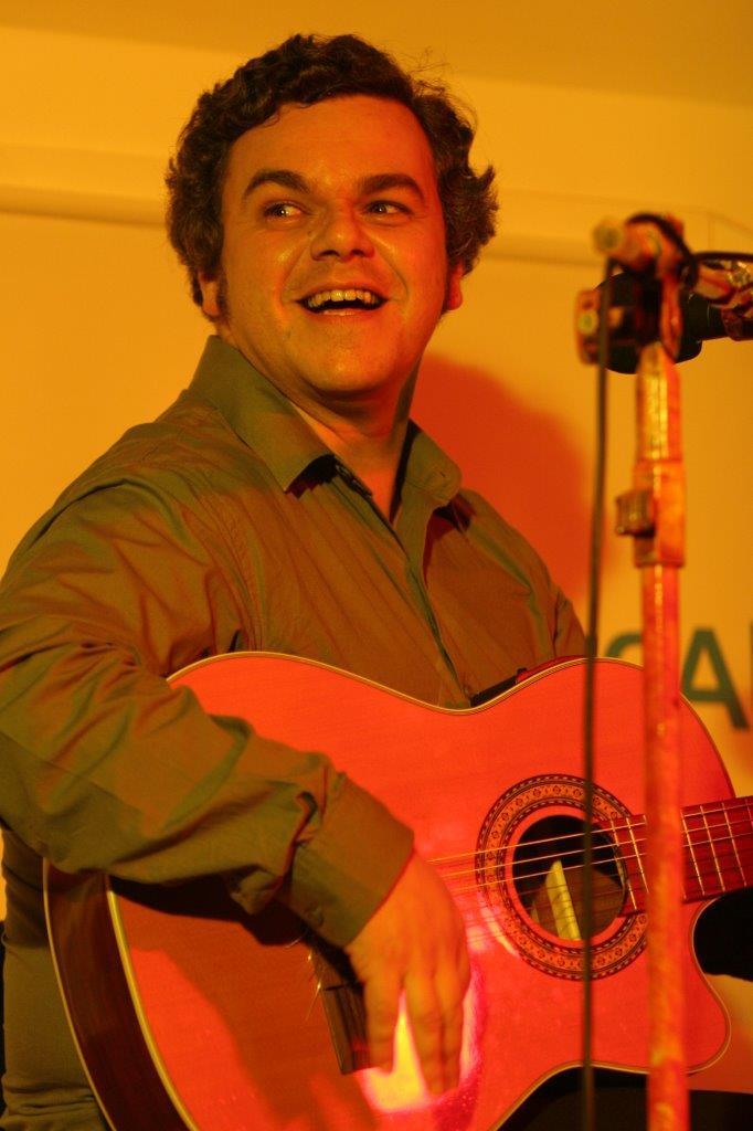 Frank Jorge – Pop Rock | Fotos: Tânia Meinerz