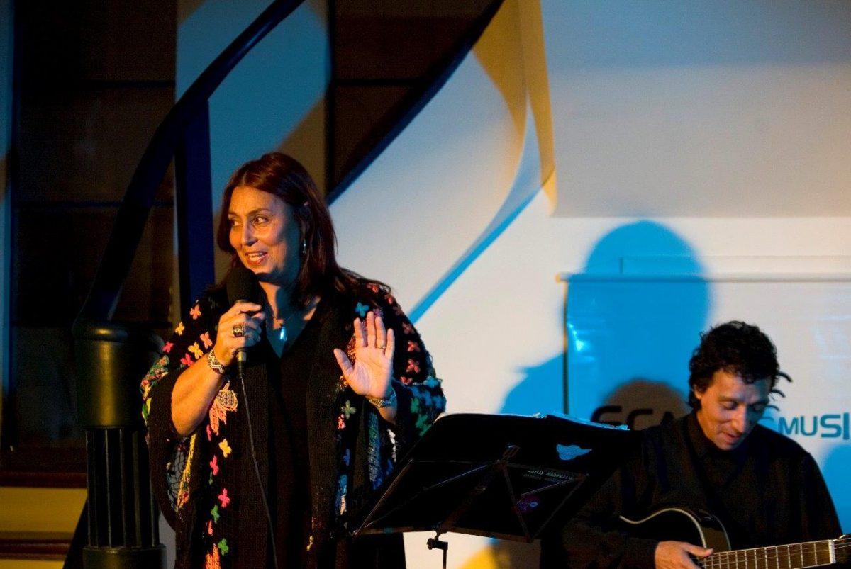 Maria Luiza Benitez – Um canto de amor à natureza | Fotos: Rene Cabrales