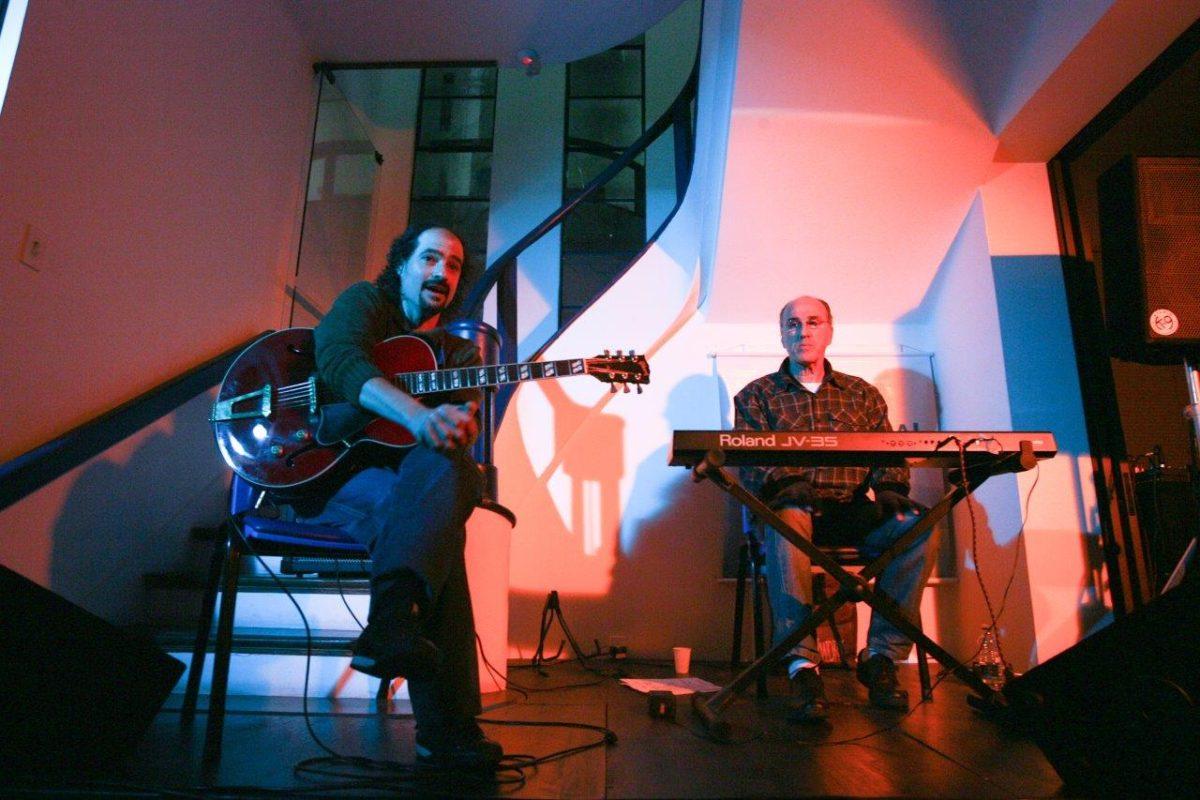James Liberato e Michel Dorfman | Fotos: Rene Cabrales