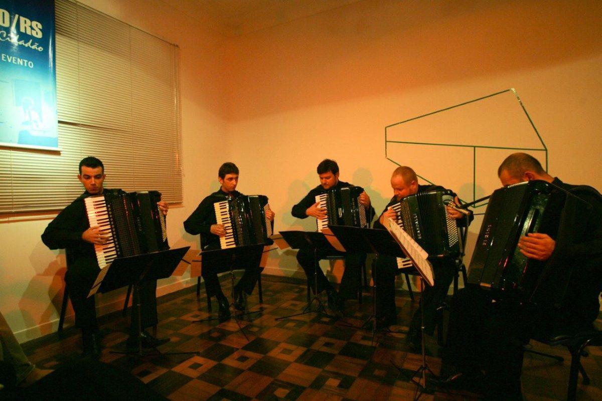 Quinteto Persch | Fotos: Rene Cabrales