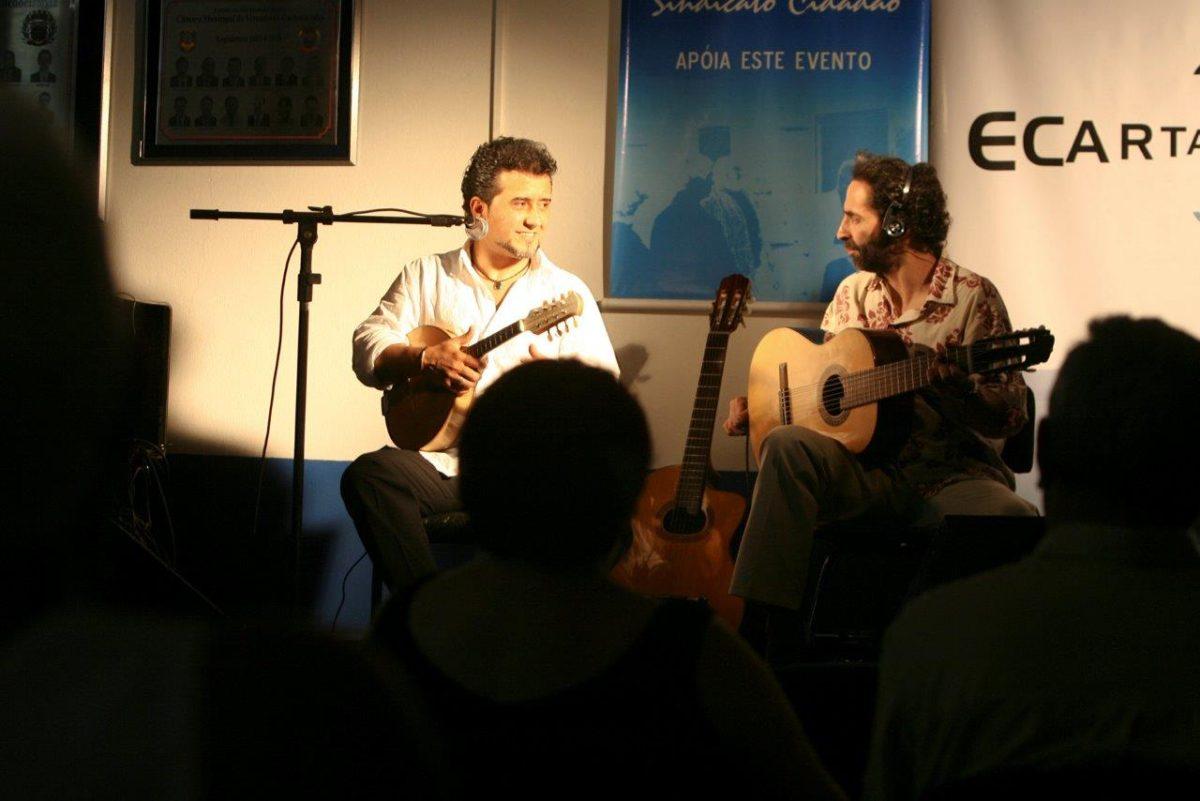 Antonyo Rycardo e João Vicente | Fotos: Rene Cabrales