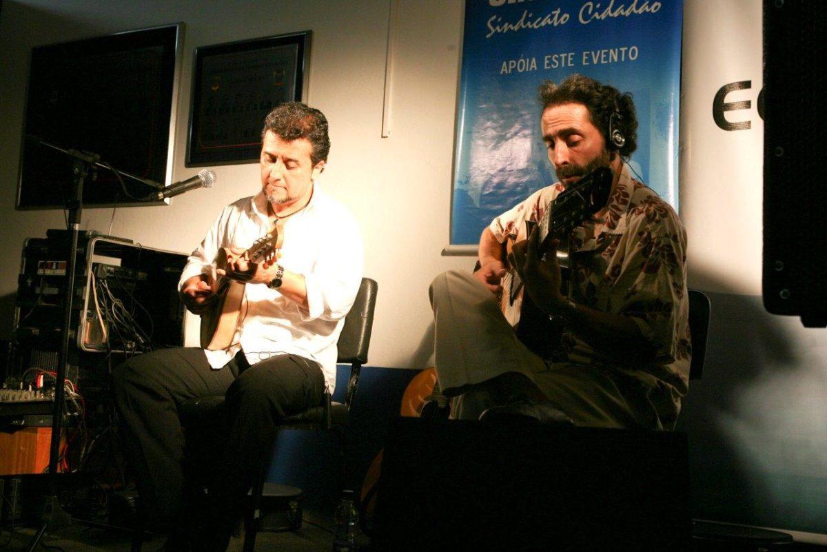 Antonyo Rycardo e João Vicente | Foto: Rene Cabrales