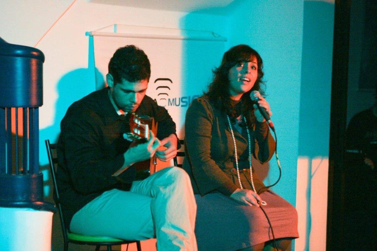 Gisele De Santi e Fabrício Gambogi | Fotos: Rene Cabrales