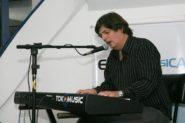 Show especial do pianista uruguaio Juan Schellemberg | Foto: Rene Cabrales