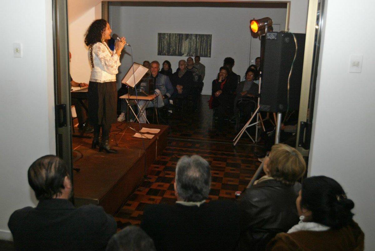 Show de Nanci Araújo e Marcos Farias   Fotos: Rene Cabrales