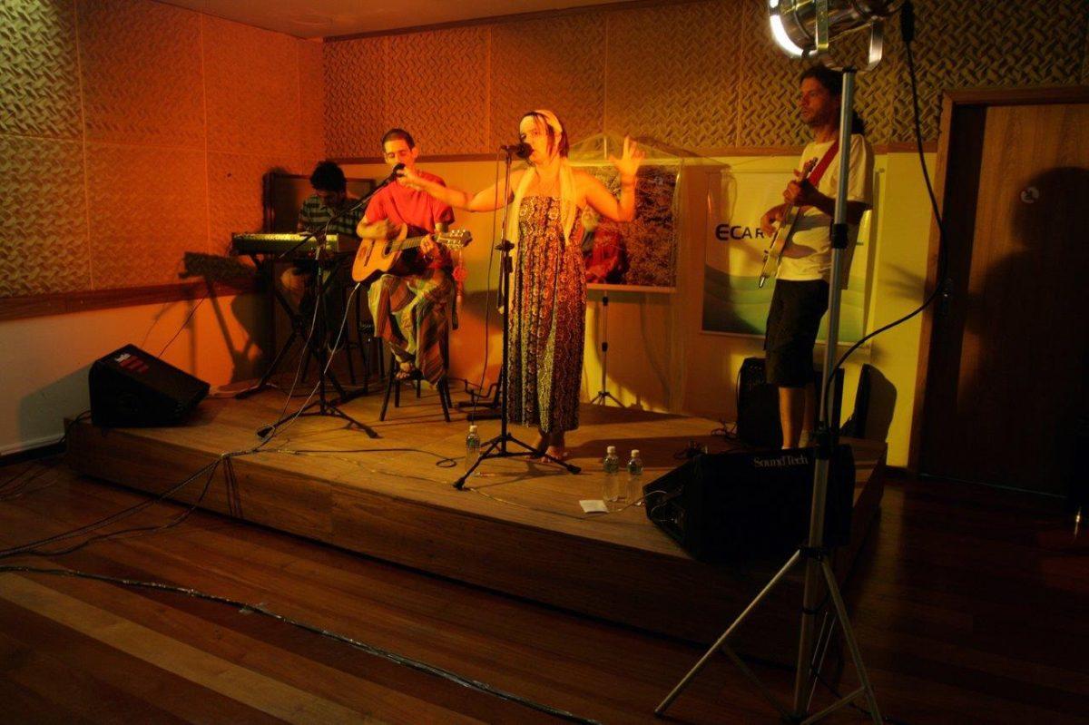 Uma banda chamada: Os The Darma Lóvers | Fotos: Rene Cabrales