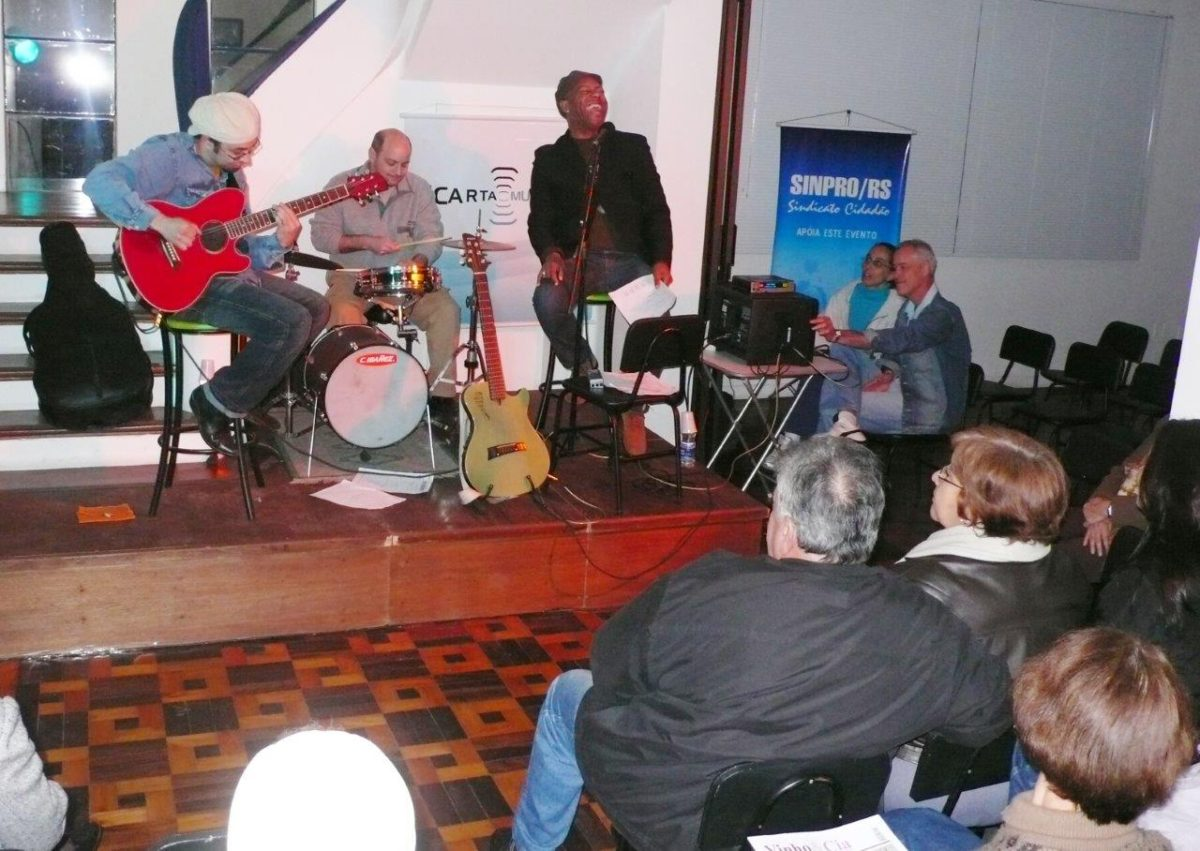 Rosa Franco canta Clara Nunes | Fotos: Rene Cabrales