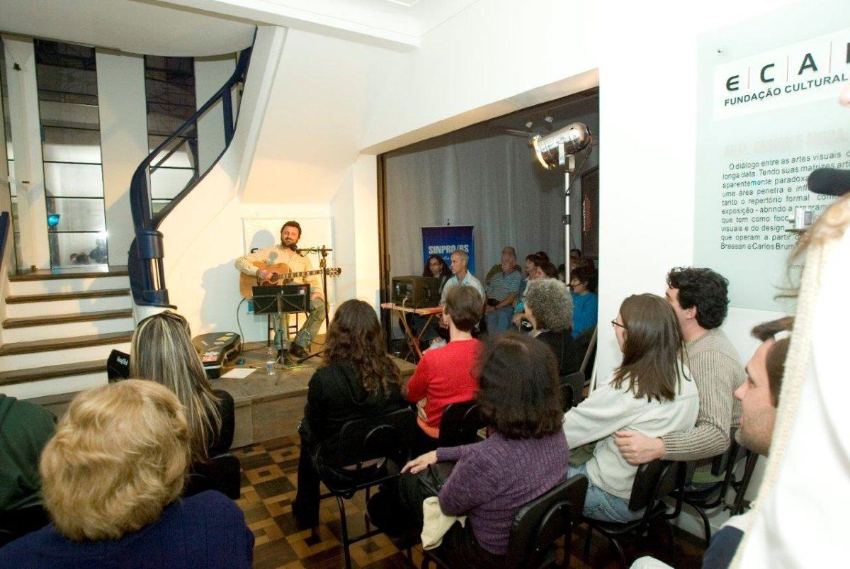 Marcelo Delacroix em Depois do Raio | Fotos: Rene Cabrales
