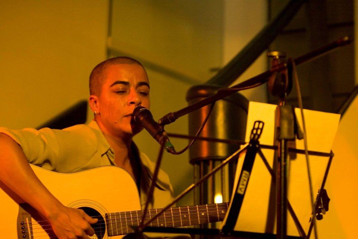 Necka Ayala no show Todo | Foto: Rene Cabrales