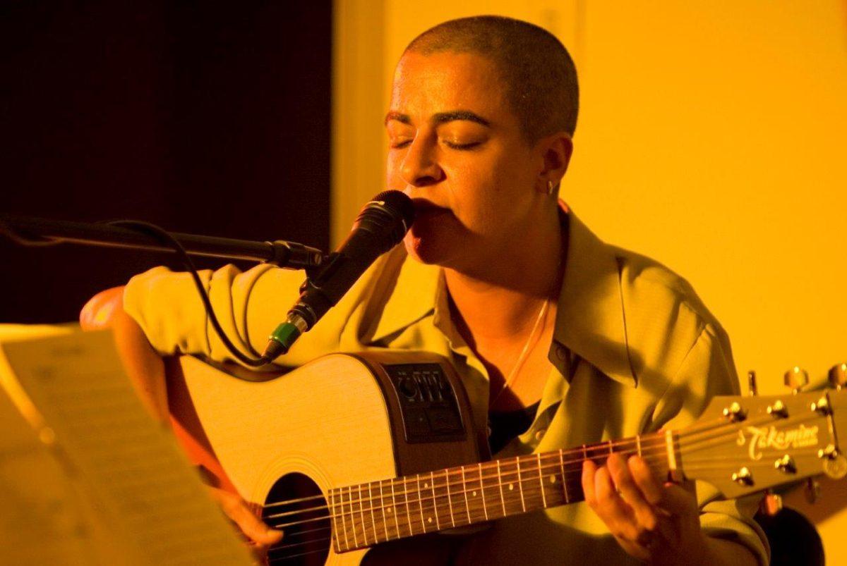 Necka Ayala no show Todo | Fotos: Rene Cabrales