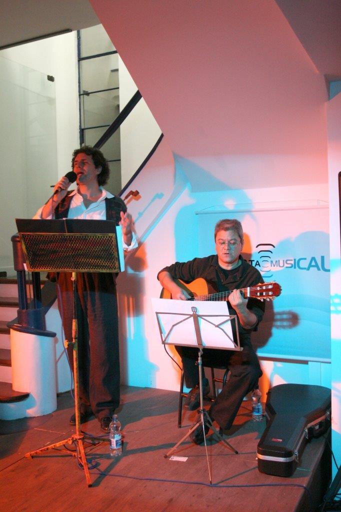 Dudu Sperb & Toneco da Costa | Fotos: Tânia Meinerz